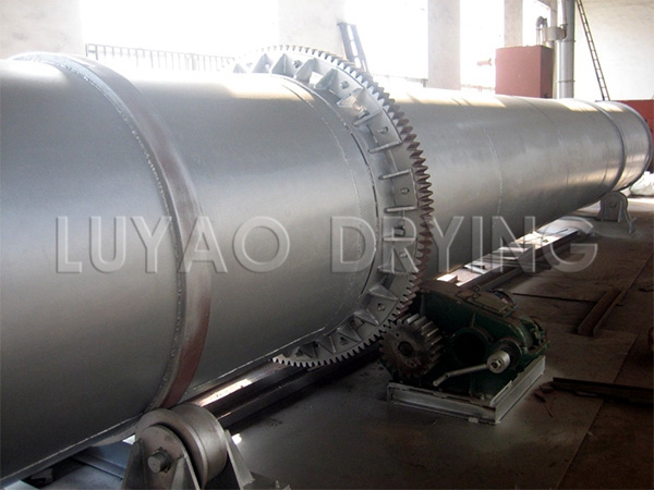 Cobalt chloride special rotary kiln dryer